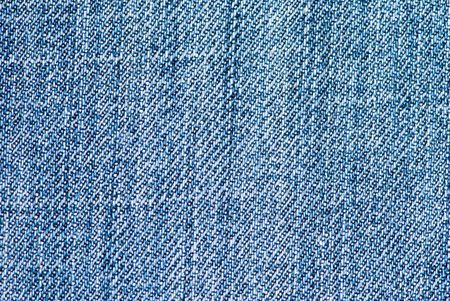fibres: Blue washed jeans texture creating interesting pattern from fibres