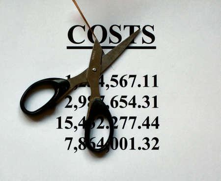 cutting costs: Cutting costs