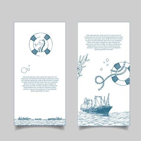 leaflet, reefer Forward