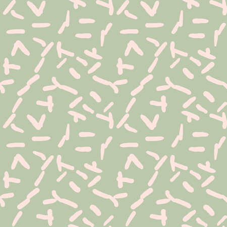 Seamless pattern. Texture of abstract sticks. Pattern for your design. Textile industry, graphic elements or web design. The idea is inspired from cones and rods in our eye