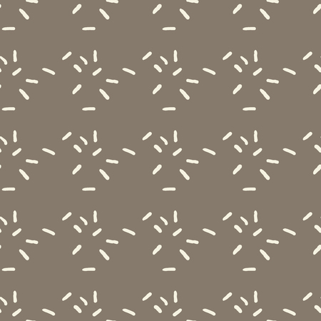 Seamless pattern. Texture of abstract sticks.