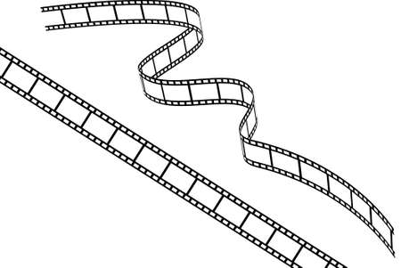 Film strip Stock Vector - 6856264