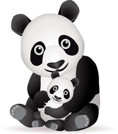 panda: Panda family