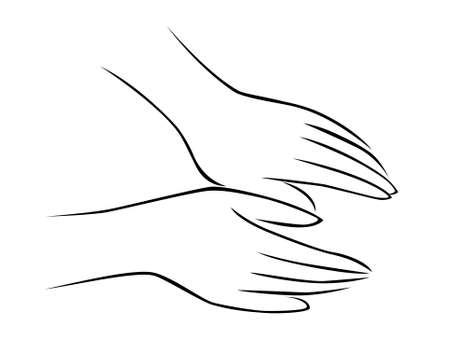 massage therapie: Hand massage