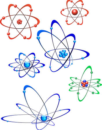 electron: Atom