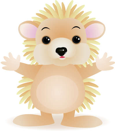 hedgehog: Porcupine
