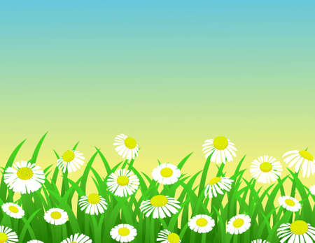 nature background Stock Vector - 9508675