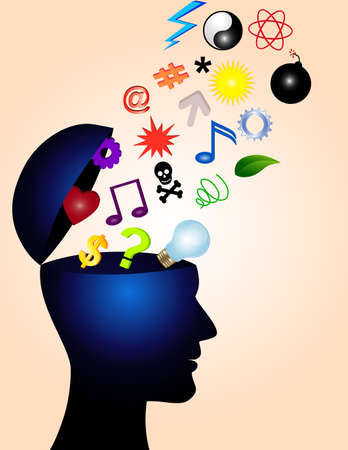 bright ideas: Human Mind