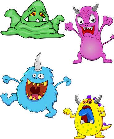 funny monster: Funny monster