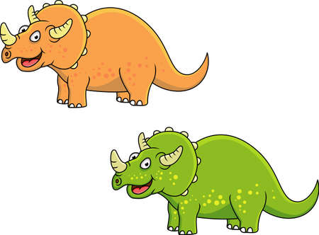 paleontological: Dinosaur Cartoon