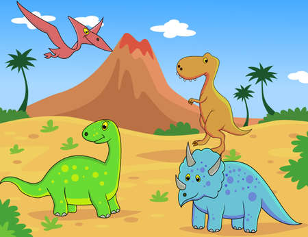 Dinosaurs Stock Photo - 12152655
