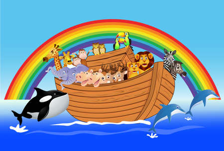 Noah Ark Stock Photo - 12152649