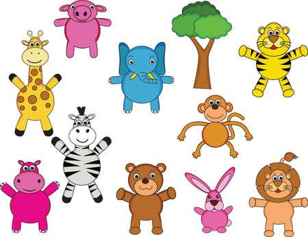 hipop�tamo: Desenhos animados animais