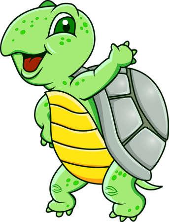 tortue de terre: Dr�le de tortue