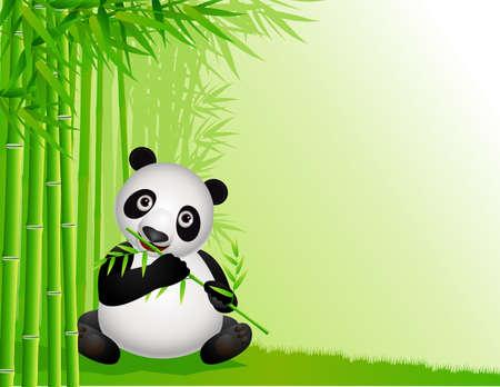 cartoon panda: Panda Cartoon