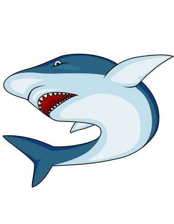Shark  Stock Vector - 12152575