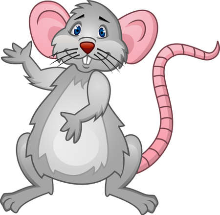 mouse cartoon: mouse