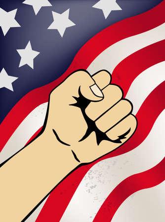 Patriotic Symbol Stock Vector - 13281646