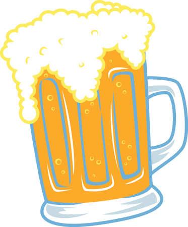 Beer Stock Vector - 13281541