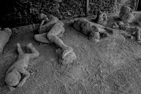 Pompeii Victims Sajtókép