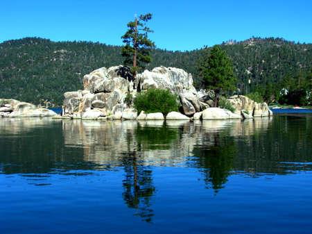 bear lake: Bolder Bay - Big Bear Lake