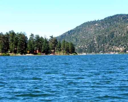 bear lake: Big Bear Lake House