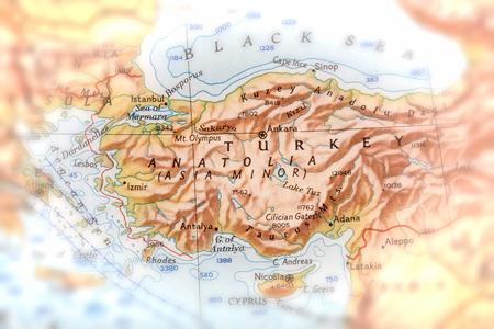 anatolia: Traveler focused on Anatolia - preparation for the journey