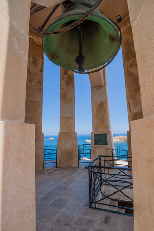 siege: Siege Bell War Memorial in Valletta