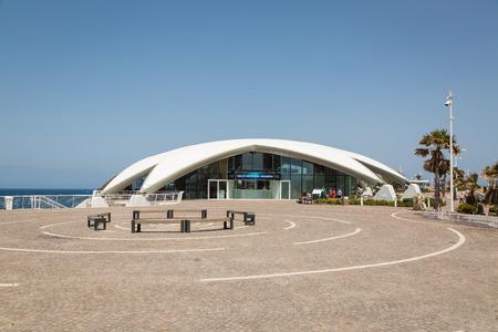 st pauls: St Pauls Bay, Malta - May 08, 2016: Malta Nationale Aquarium in St Pauls Bay, Malta Editorial