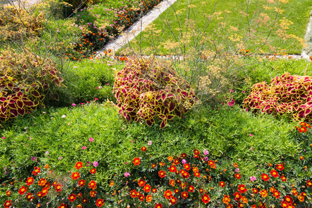 adjacent: Orangery with adjacent greenhouse