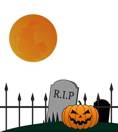 illustartion: Halloween Illustartion