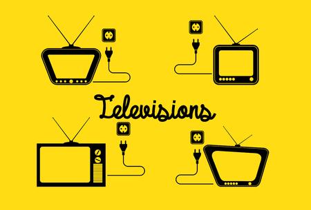 television set: Television set