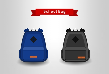 packsack: School bag set