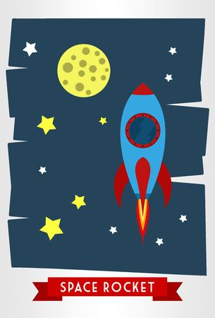 mosca: Space Rocket