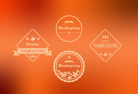 Happy Thanksgiving Banners vol.2