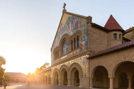 Stanford University Sunrise