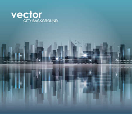 website backgrounds: City Landscape