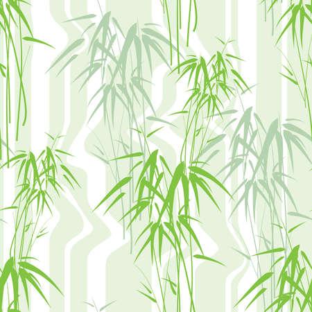 Jednolite tło z bambusa