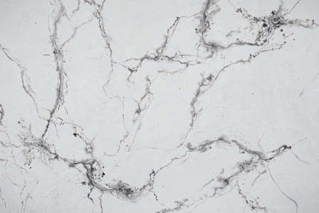 texture white marble painted. Artistic wall paint.