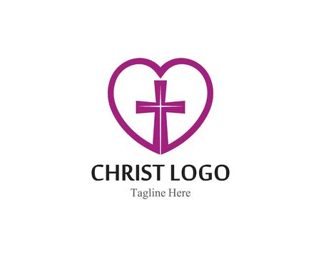 Church Logo vector template creative icon design