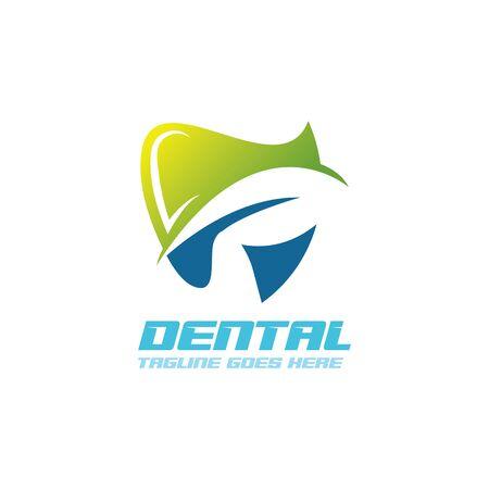 Zahnpflege Logo Vorlage Vektor Illustration Icon Design icon