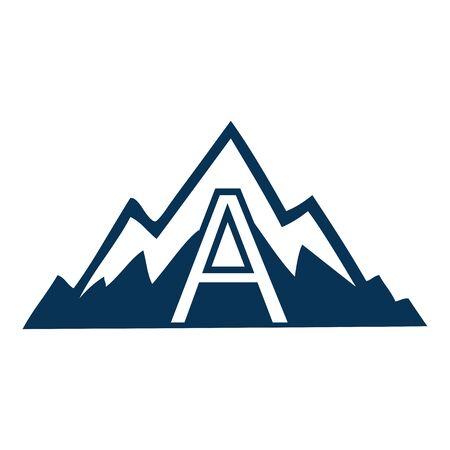 Alphabet Creative logo and symbol template design Фото со стока - 137839534