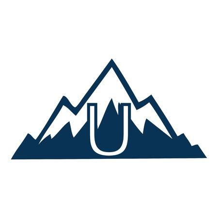 Alphabet Creative logo and symbol template design Фото со стока - 137840218