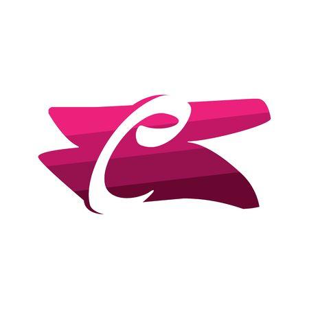 Letter C Creative logo and symbol illustration design