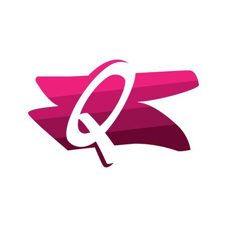 Letter Q Creative logo and symbol illustration design