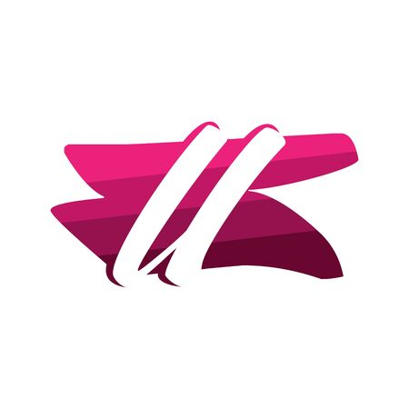 Letter U Creative logo and symbol illustration design Фото со стока - 137841232