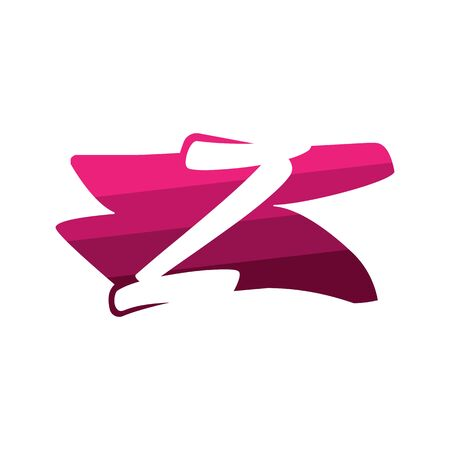 Letter Z Creative logo and symbol illustration design Иллюстрация