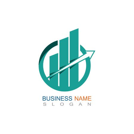 Creative Accounting Concept Logo Design Template