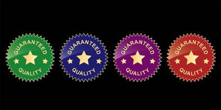 guaranty: set of guaranty label