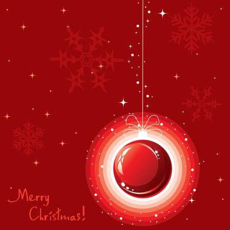 christmas decoration Stock Vector - 16517027